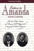 Letters to Amanda : The Civil War Letters of Marionhill Fitzpatrick, Army of Northern Virginia