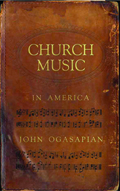 Church Music in America, 1620-2000