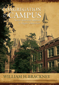 Congregation and Campus: North American Baptists in Higher Education