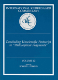 International Kierkegaard Commentary Volume 12: Concluding Unscientific Postscript