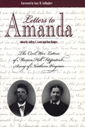 Letters to Amanda : The Civil War Letters of Marion Hill Fitzpatrick, Army of Northern Virginia