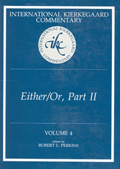 International Kierkegaard Commentary Volume 4: Either/Or, II