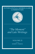 International Kierkegaard Commentary Volume 23: The Moment and Late Writings