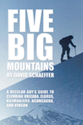 Five Big Mountains: A Regular Guy's Guide to Climbing Orizaba, Elbrus, Kilimanjaro, Aconcagua, and Vinson