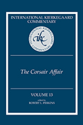 International Kierkegaard Commentary Volume 13: The Corsair Affair