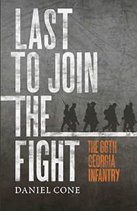 Last to Join the Fight:The 66th Georgia Infantry